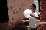 A boy and a balloon by ppigeon, Photography->People gallery
