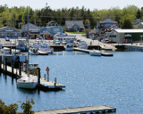 Yacht Harbour - Tobermory Canada by Cosens, Photography->Boats gallery