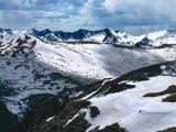 Continental Divide in May by Yenom, Photography->Mountains gallery