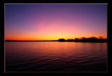 Morning Hues Over Lake Webster by tigger3, Photography->Sunset/Rise gallery
