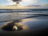 Beach reflections by Mannie3, photography->shorelines gallery