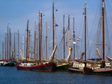 Enkhuizen Harbour by Paul_Gerritsen, Photography->Boats gallery