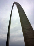 Gateway Arch, Saint Louis, Missouri by Pistos, photography->architecture gallery