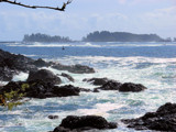 Black Rocks White Surf by Cosens, Photography->Shorelines gallery
