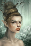Willow by PrettyFae, illustrations->digital gallery