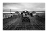 Cromer Pier in the freeeeeeezing cold by JQ, photography->architecture gallery