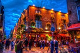 Early evening in the Temple Bar District by gr8fulted, photography->city gallery