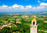Above San Gimignano 2 by djholmes, photography->manipulation gallery