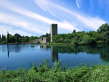 Ninfa - the lake by Ed1958, Photography->Castles/Ruins gallery