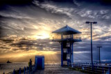 Sunlight From That Morning On The Dock by gr8fulted, photography->sunset/rise gallery