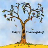 Happy Thanksgiving Day by bfrank, illustrations gallery