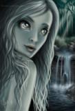 Naiad by PrettyFae, Illustrations->Digital gallery
