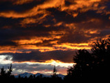 Winter Skies #5 by LynEve, Photography->Sunset/Rise gallery