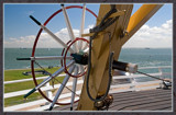 Chained Steering Wheel by corngrowth, Photography->Shorelines gallery