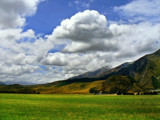 Clouds Above The Valley by LynEve, Photography->Landscape gallery