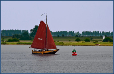 Sailing 2 by corngrowth, photography->boats gallery