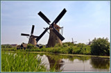 Kinderdijk 03 by corngrowth, photography->mills gallery