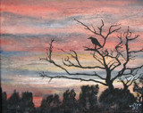 Sunset Silhouett by Geritsen - The OIL by rotcivski, rework gallery