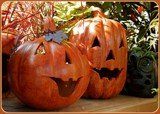 More Pumpkin Family by trixxie17, photography->still life gallery