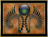 Egyptian by Beesknees, Abstract->Fractal gallery