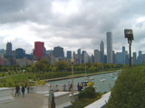 Chicago From Front by rzettek, Photography->City gallery