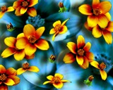 Flowerage 2 by reddawg151, abstract gallery