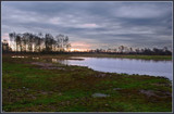 Wint'ry Sunset In The Marsh by corngrowth, photography->landscape gallery