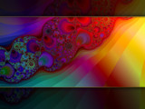 Fractal Rainbows by nmsmith, Abstract->Fractal gallery