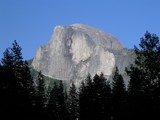 Yosemite Half Dome by shardy, photography->mountains gallery