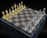 Chess by Krizzle87, Computer->3D gallery