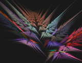 The Birds by jswgpb, Abstract->Fractal gallery