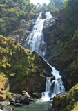 Burude Falls - Full View by prashanth, Photography->Waterfalls gallery