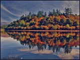 Derwentwater Reflections by Dunstickin, photography->landscape gallery