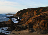 Bodega Head at Dusk by djholmes, photography->shorelines gallery