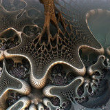 Meanderer by dainbramage, abstract->fractal gallery