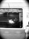 Artsy Fartsy on the Train by tijuanatanker, photography->people gallery