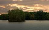 Sunset At Aldrich Pond by Jimbobedsel, Photography->Sunset/Rise gallery
