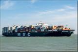 'MSC Sasha' by corngrowth, photography->boats gallery