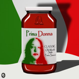 Salsa di pasta il PrimaDonna by Jhihmoac, illustrations->digital gallery