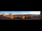 Delicate Arch panoramic by Jawatts1, Photography->Landscape gallery