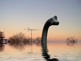 Brontosaurus by Kevin_Hayden, Photography->Manipulation gallery