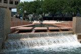 Williams Square Falls by JaLynn, Photography->Sculpture gallery