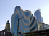 Downtown Minneapolis - 5th Street Towers by pygoscelis918, Photography->Architecture gallery