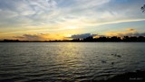 Sunset on Winona Lake #2 by tigger3, photography->sunset/rise gallery