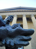 Guardian of the Museum by dancer3660, photography->sculpture gallery