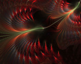 The Phoenix Rises by jswgpb, Abstract->Fractal gallery