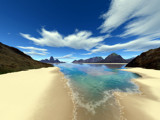 low Tide by Foxfire66, Computer->Landscape gallery