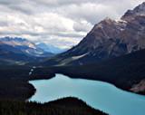 Amazing Peyto Lake - Canada by Zava, photography->water gallery