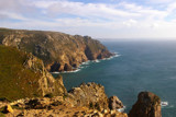 Atlantic Coast at Cabo d'Roca Portugal by woodsy, Photography->Shorelines gallery