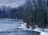 Frozen Shore by Jimbobedsel, Photography->Shorelines gallery